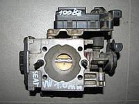 Б/у дроссельная заслонка Seat Cordoba/Ibiza/Volkswagen Golf II/Polo 1.0i AAK/AAU 1986-1999, 030023A,