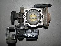 Б/у дроссельная заслонка Citroen Saxo/Peugeot 106 1.0i CDY/CDZ/TU9M 1996-2003, BOSCH 0438201531
