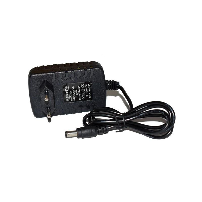 СЗУ для планшета 12V 2A 2.5 mm/5,5 mm