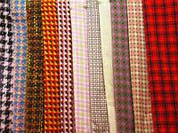 Разновидности костюмных тканей!