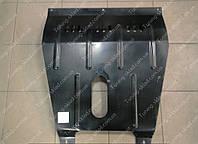 Защита двигателя Дэу Нексия (стальная защита поддона картера Daewoo Nexia)