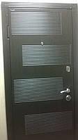 """Входные стальные двери для квартиры """"Портала"""" (серия Стандарт) ― модель Лион"""