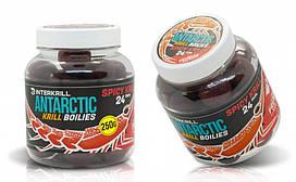 "Бойлы вареные насадочные ""SPICY KRILL""/ Antarctic Krill Boilies ""SPICY KRILL"", 250г 24мм"