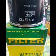 Масляный фильтр Mann W712/83