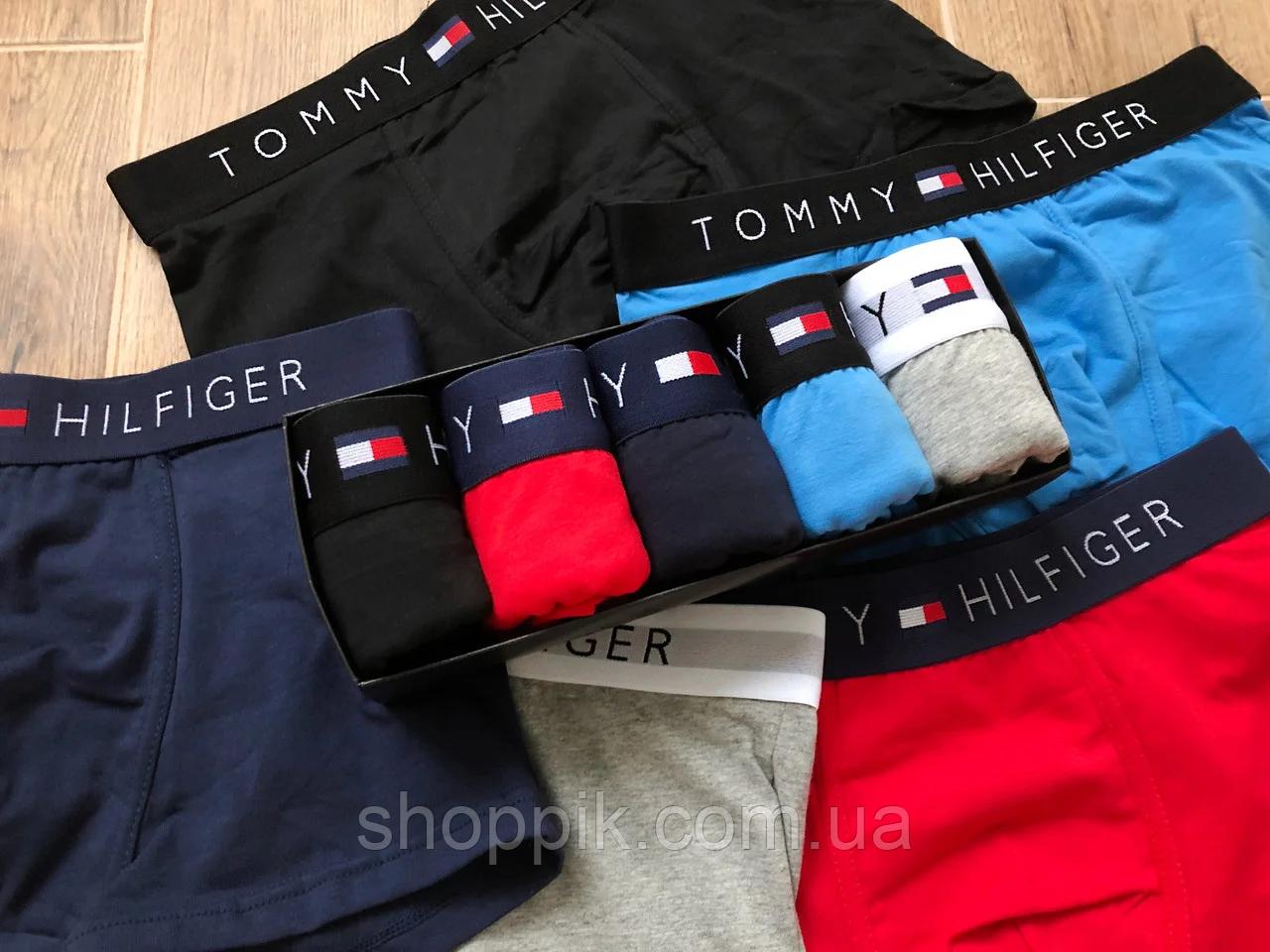 Комплект мужских трусов Tommy Hilfiger 5 штук