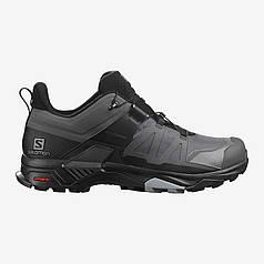 Мужские кроссовки SALOMON X ULTRA 4 GORE-TEX (412870) серые