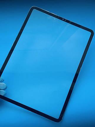 Скло дисплея для Ipad 11 Pro 2018 чорне, фото 2