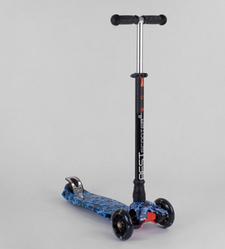 Алюмінієвий Самокат 020692 (4) Best Scooter синій