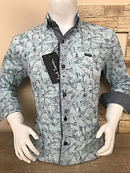 Дитяча лляна сорочка Paul Smith (5-15 років)