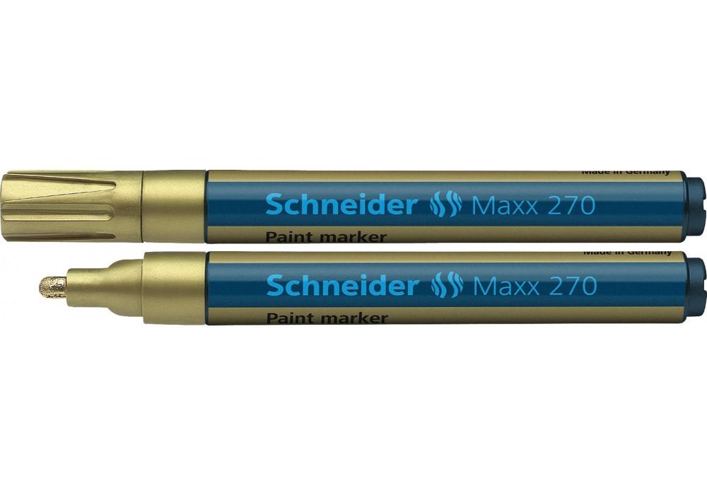 Маркер перманентний (спиртової) SCHNEIDER 240 1,0 мм, чорний (S124001)