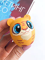 Портативная колонка SPS Bluetooth Speaker Audio Animals Тигр