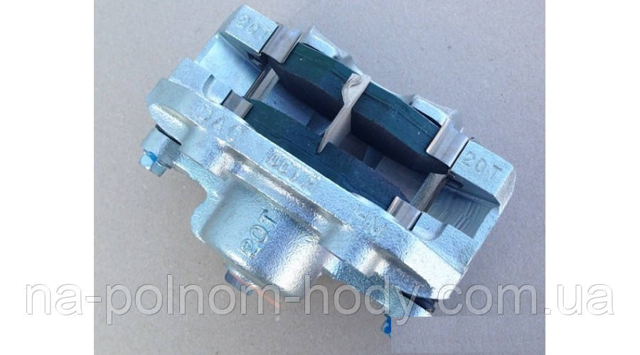 Суппорт тормозной левый  Nexia 1.5