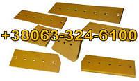 Нож ковша (режущая кромка) 1230х360х30 мм Caterpillar 1U2406, фото 1