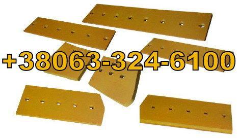 Ніж ковша (ріжуча кромка) 704х150х20 мм JCB 30003906