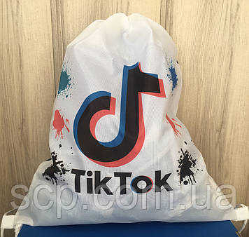 Мешок-рюкзак TikTok (ТикТок)