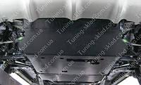 Защита двигателя Дайхатсу Териос (стальная защита поддона картера Daihatsu Terios)