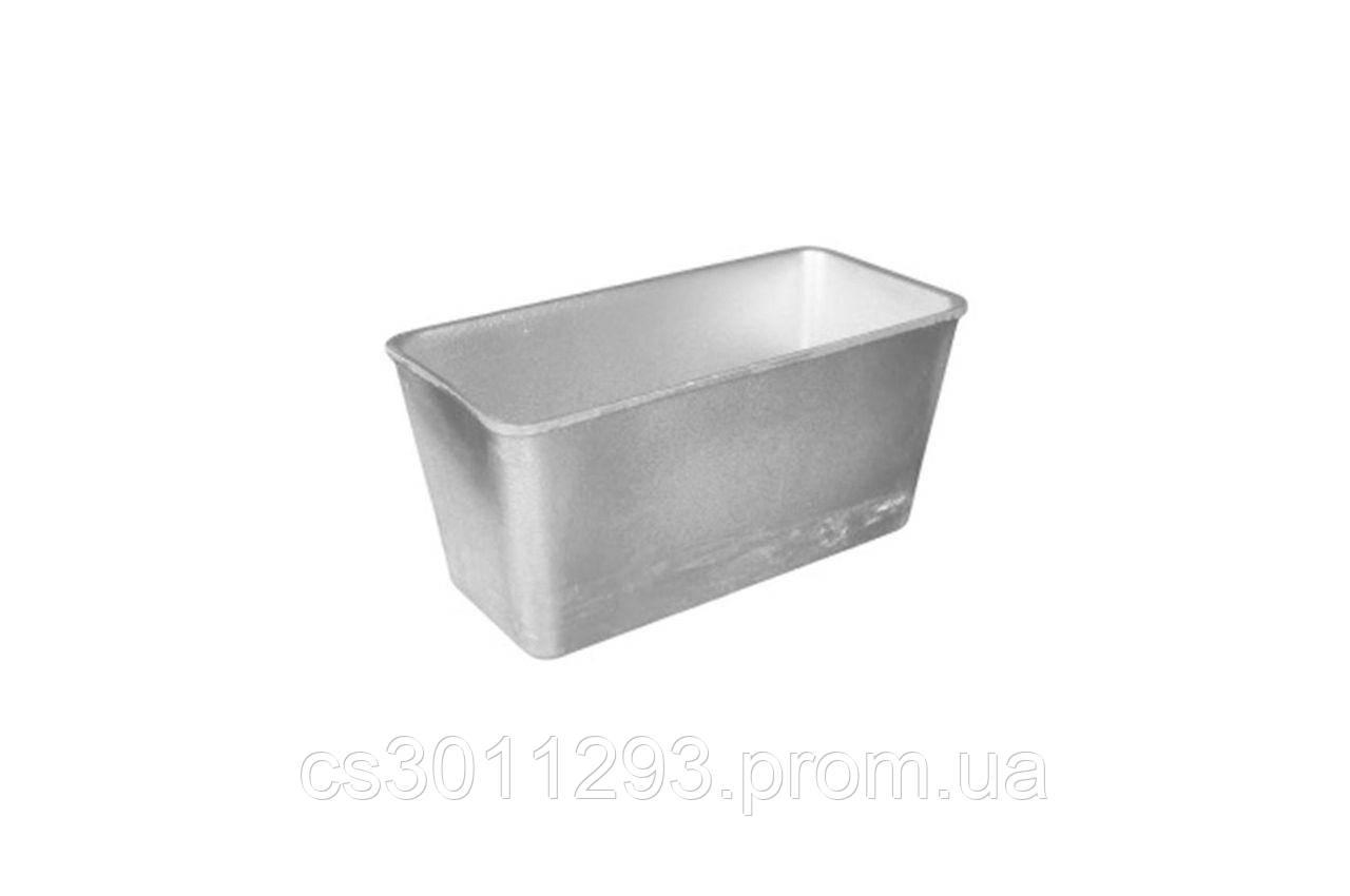 Форма для хліба алюмінієва Товарbiol - 1,9 л