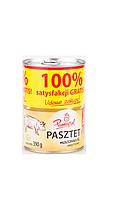 Паштет свинной Pamapol, 390г (Польша)