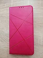 Чехол-книжка для Oppo A12 Business Pink