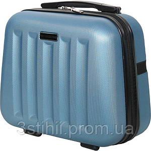 Косметичка  дорожная Vip Collection Benelux 14 Blue Голубой