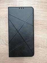 Чехол-книжка для Oppo A12 Business Black