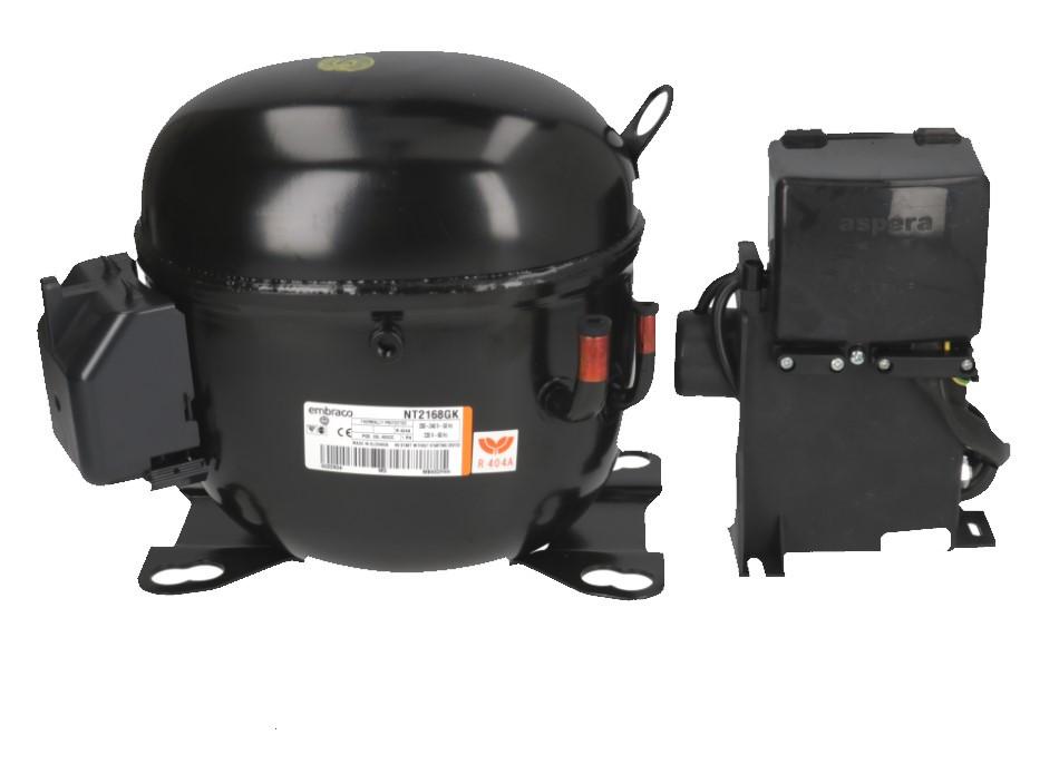 Холодильний компресор Emraco Aspera EMT43 HLP