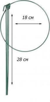 Поддержка для цветов круговая 1 кольцо ZRостай ISP1828