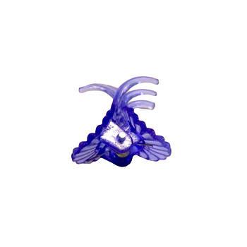 Зажим для орхидей Цветок синий