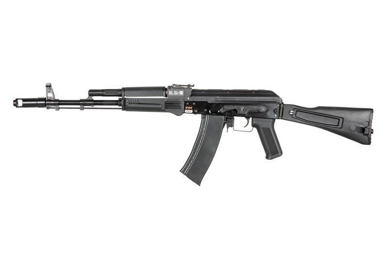 Штурмова гвинтівка Specna Arms AK-74M SA-J01 Edge Black