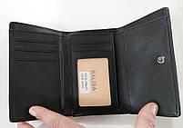 Женский кошелек Balisa C7684 черный  Небольшой женский кошелек с искусственной кожи закрывается на кнопку, фото 2