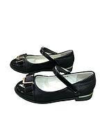 Туфли для девочки W.Niko 3337-2 Черные