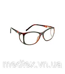 Очки рентгенозащитные с боковой защитой