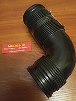 Патрубок (ориг) від расходовимірювача повітря до повітряного фільтра VW Sharan, фото 1