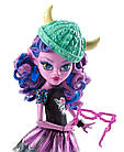 Кукла Кьерсти Троллон Моснтры по обмену (Monster High Brand-Boo Students Kjersti Trollsøn Doll), фото 4
