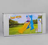 Детская горка Pilsan 06-198 Dino slide, фото 3