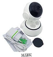 IP панорамная камера WiFi Smart Cloud Camera TK-Q6 360 градусов