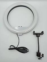 Кольцевая светодиодная лампа RGB LED RING MJ33