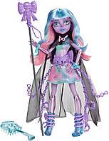 Кукла Monster High Ривер Стикс Населенный призраками Haunted Getting Ghostly