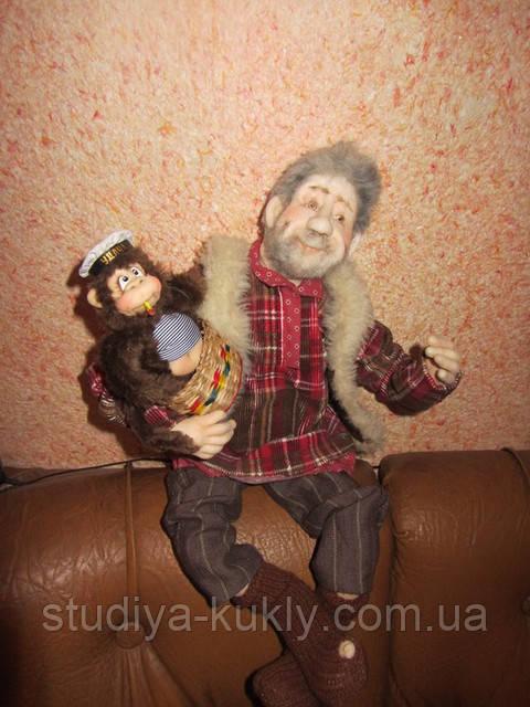 """Студия куклы начинает набор на блиц-курс """"Кукла, скульптурный текстиль."""" Преподаватель Марей Александра."""