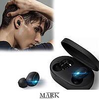 Бездротові Bluetooth-навушники Redmi AirDots Чорні