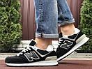 Замшеві чоловічі кросівки New Balance (6 кольорів), фото 5