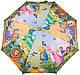 Облегченный детский зонт-трость механический ZEST (ЗЕСТ) Z21565-4 Волшебник из изумрудного города, фото 2
