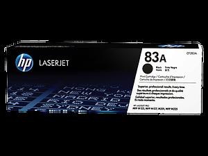 Картридж Hewlett-Packard LaserJet 83A (CF283A)