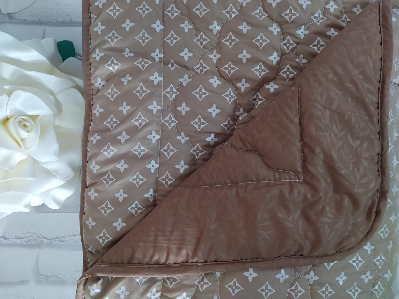 Одеяло 150*210 см полуторный размер летнее антибактериальное О-113