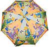 Облегченный детский зонт-трость механический Волшебник изумрудного города ZEST (ЗЕСТ) Z21565-5