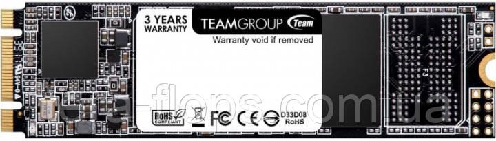 SSD M.2 накопичувач Team MS30 256GB (TM8PS7256G0C101) Новий