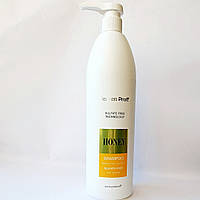 Шампунь безсульфатный для волос медовый с маточным молочком JERDEN PROFF 1000 МЛ