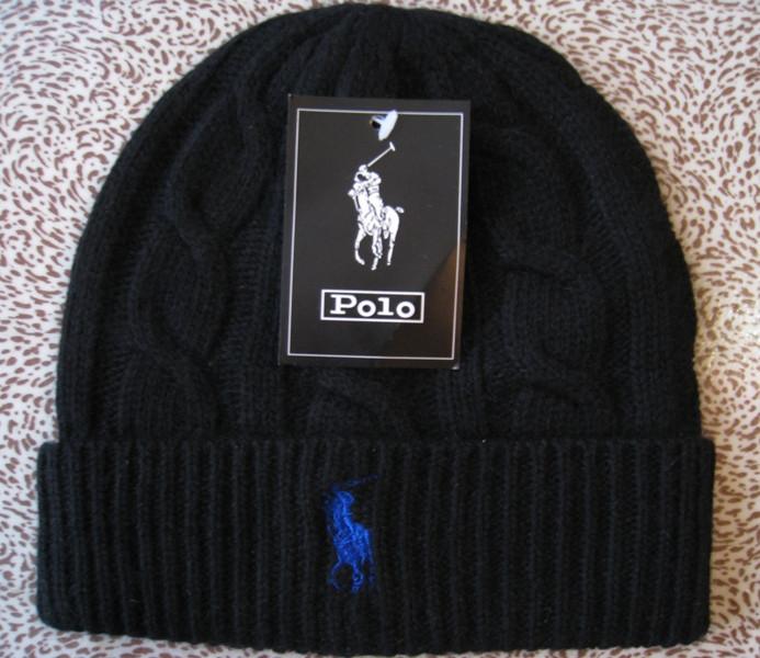 Стильные вязаные шапки RALPH LAUREN для взрослых и подростков