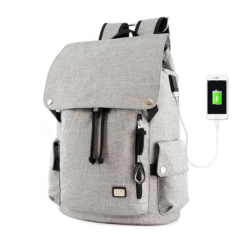 Легкий и практичный городской вместительный рюкзак Mark Ryden Flexy с отделением для ноутбука Стильный рюкзак