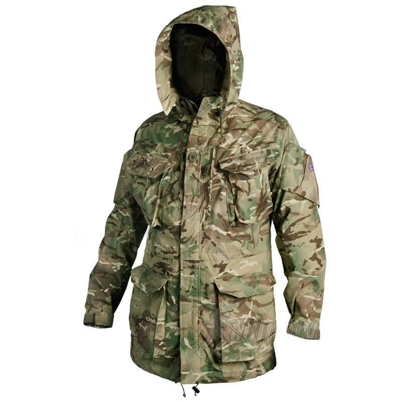 Куртка парка оригінал ВС Великобританії нова - MTP
